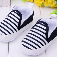 Toddler First Walkers Cotton Shoes Infant Sneaker Soft Bottom Baby Boy Girl Crib Shoes