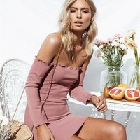 Laine Bodycon Dress - Dresses by Sabo Skirt