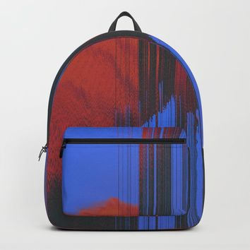 Sunset Melodic Backpack by duckyb
