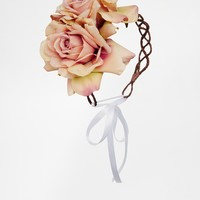 Rock 'N' Rose Arabella Rose Crown Headband