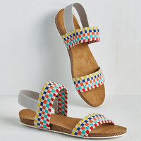 You Got It Glad Sandals by ModCloth