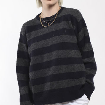 Vintage Polo Wool Knit Sweater