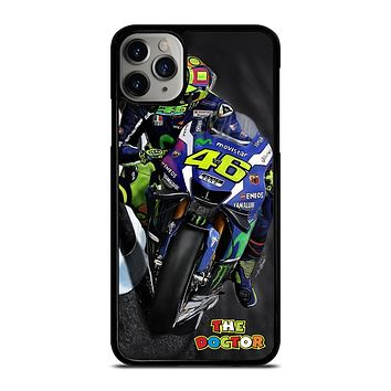 MOTO GP ROSSI THE DOCTOR STYLE iPhone 11 Pro Max Case