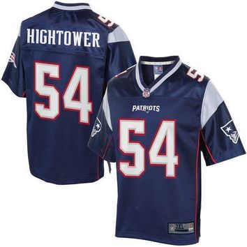 Men's New England Patriots Dont'a Hightower Nfl Pro Line Navy Team Color Jersey