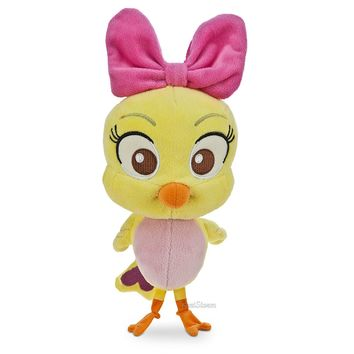 "Licensed cool Minnie Mouse Pal Cuckoo Loca Yellow Chick  9"" Disney Store Plush Bean Bag  Doll"