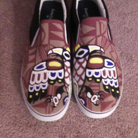 Native American Custom Faded Glorys by lizzmakes on Etsy