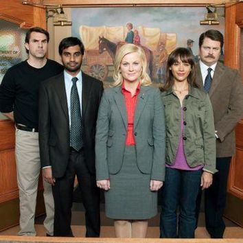 Parks And Recreation Poster 16inch x 24inch