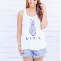 SIESTA PINEAPPLE TANK