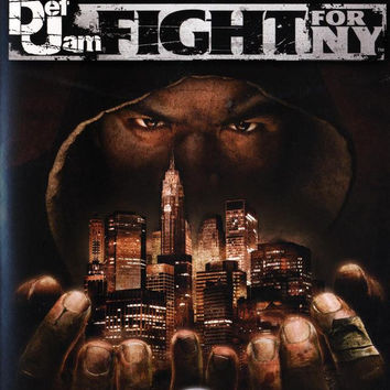 Def Jam Fight for New York - Gamecube (Very Good)