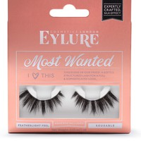 Eylure Most Wanted Lashes - I Heart This