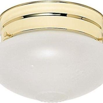 "Nuvo 77-123 - 6"" Close-To-Ceiling Flush Mount Ceiling Light"