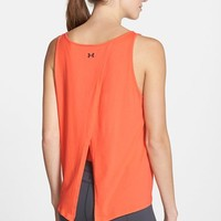 Women's Under Armour 'Take A Chance' Split Back Tank