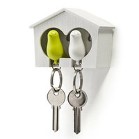 Qualy - Duo Sparrow Key Holder