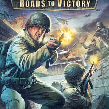 Call of Duty Roads to Victory - PSP (Very Good)