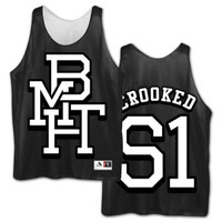 Bring Me The Horizon Basketball Jersey