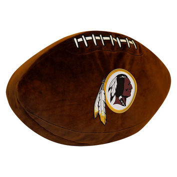 Washington Redskins NFL 3D Sports Pillow
