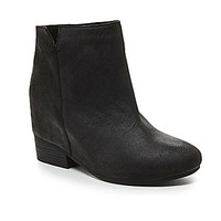 Pelle Moda Gal Wedge Booties - Black