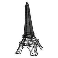 Xhilaration® Eiffel Tower Jewelry Stand - Black