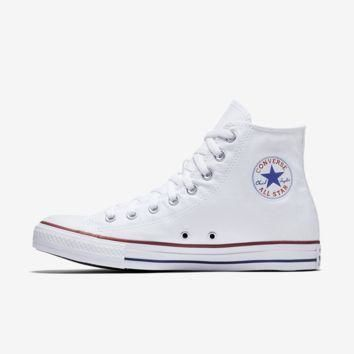 converse chuck taylor all star unisex high top white