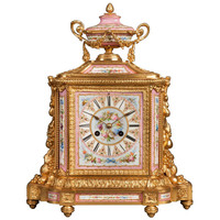 An Antique Mantle Clock
