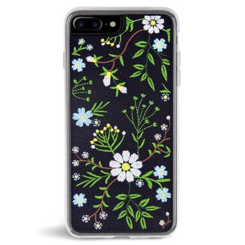 Romance Embroidered iPhone 7/8 PLUS Case