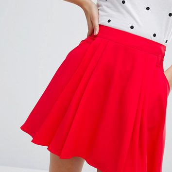 ASOS Mini Pleated Skirt at asos.com