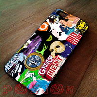Famous Broadway Musical plays  - iPhone 5C Case, iPhone 5/5S Case, iPhone 4/4S Case, Durable Hard Case BD