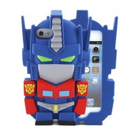 Transformers Silicone iPhone Case