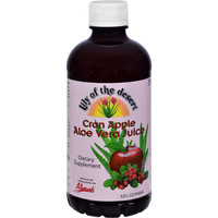 Lily of the Desert Aloe Vera Juice Cran-Apple - 32 fl oz