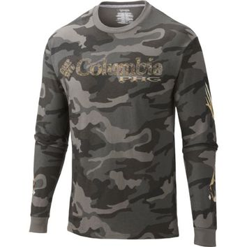 Columbia Sportswear Men's PHG Posted Up™ Long Sleeve T-shirt | Academy