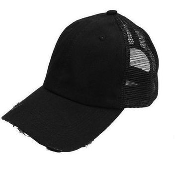 Beibs Trucker Hat (Black)