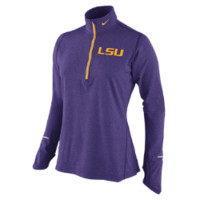Nike Dri-FIT Element Half-Zip (LSU) Women's Running Top