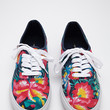 Tropical Print Plimsolls