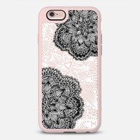heart mandala flower iPhone 6s case by Julia Grifol Diseñadora Modas-grafica | Casetify