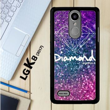 Glitter Diamond Supply Co Z0290 LG K8 2017 / LG Aristo / LG Risio 2 / LG Fortune / LG Phoenix 3 Case