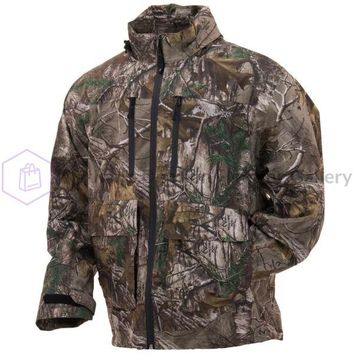 Frogg Toggs Pilot Frogg Guide Jacket - Medium Realtree Xtra
