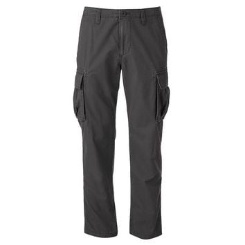 SONOMA life + style Solid Ripstop Cargo Pants