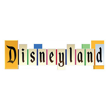 Disneyland Wall Sign | Disney Store