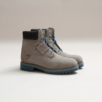 CNCPTS / Timberland 6 Inch Premium Boot (Grey/Blue)