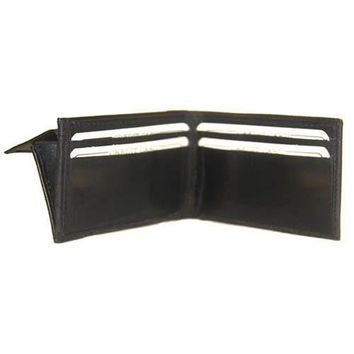Genuine Leather Children Bifold Wallet Kids 87 (C)