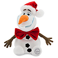 Olaf Holiday Plush - Frozen - 10''