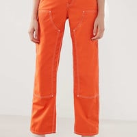 MadeMe/X-girl High-Rise Workwear Pant | Urban Outfitters