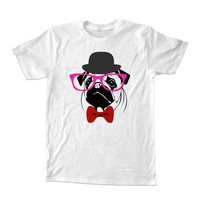 PUG  t-shirt unisex adults