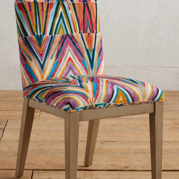 Medina Geo-Printed Emrys Chair