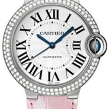Cartier - Ballon Bleu 36mm - White Gold