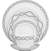 Monique LhuillierWaterford 'Embrace' 5-Piece Bone China Dinnerware Place Setting