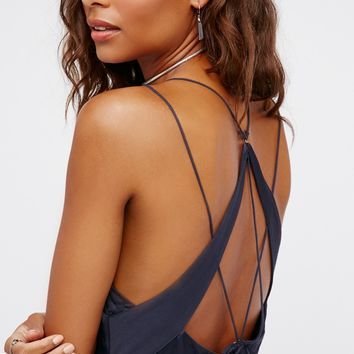 Free People Reiko Slip Dress