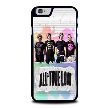 ALL TIME LOW PERSONIL BAND iPhone 6 / 6S Case Cover