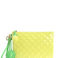 Palm Oasis Pineapple Wristlet by Juicy Couture