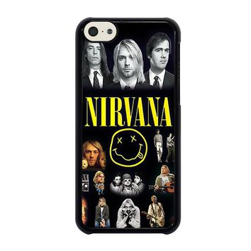 NIRVANA iPhone 5C Case Cover